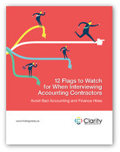 Guide - Avoid Bad Finance Contractors
