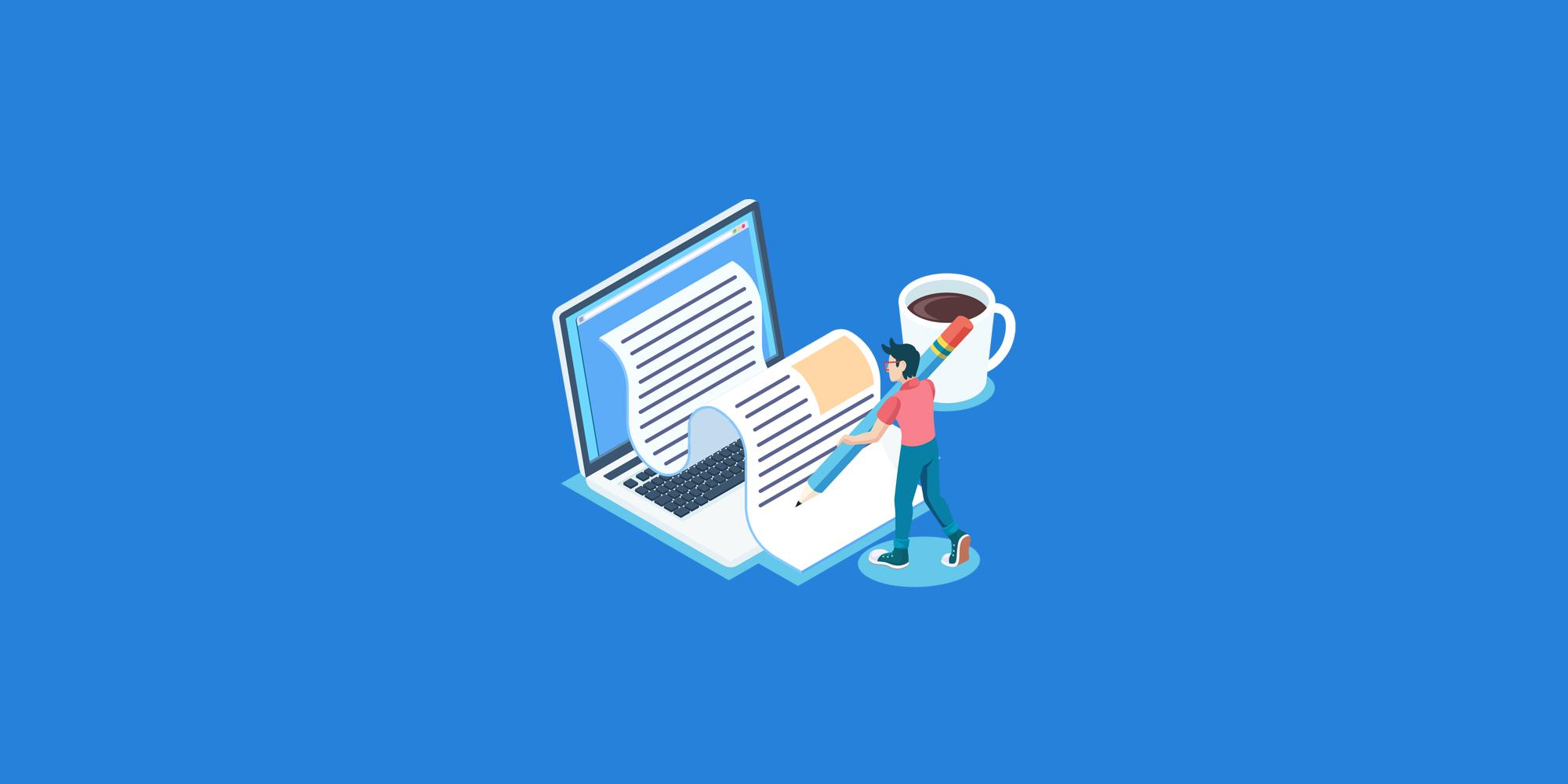 accounting writing