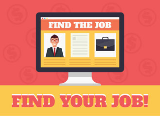 How to use keywords to find a finance job.