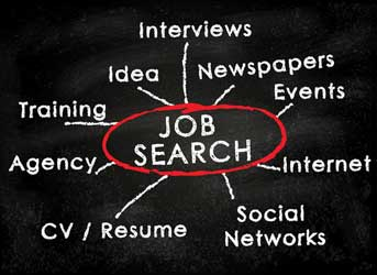 Job search tips for people who have been out of the accounting industry for a while.