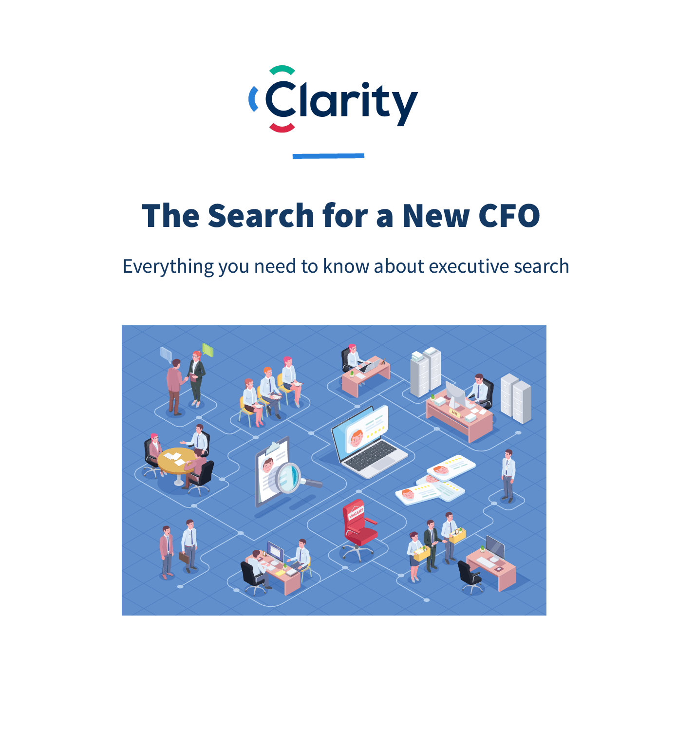 The Search for a New CFO