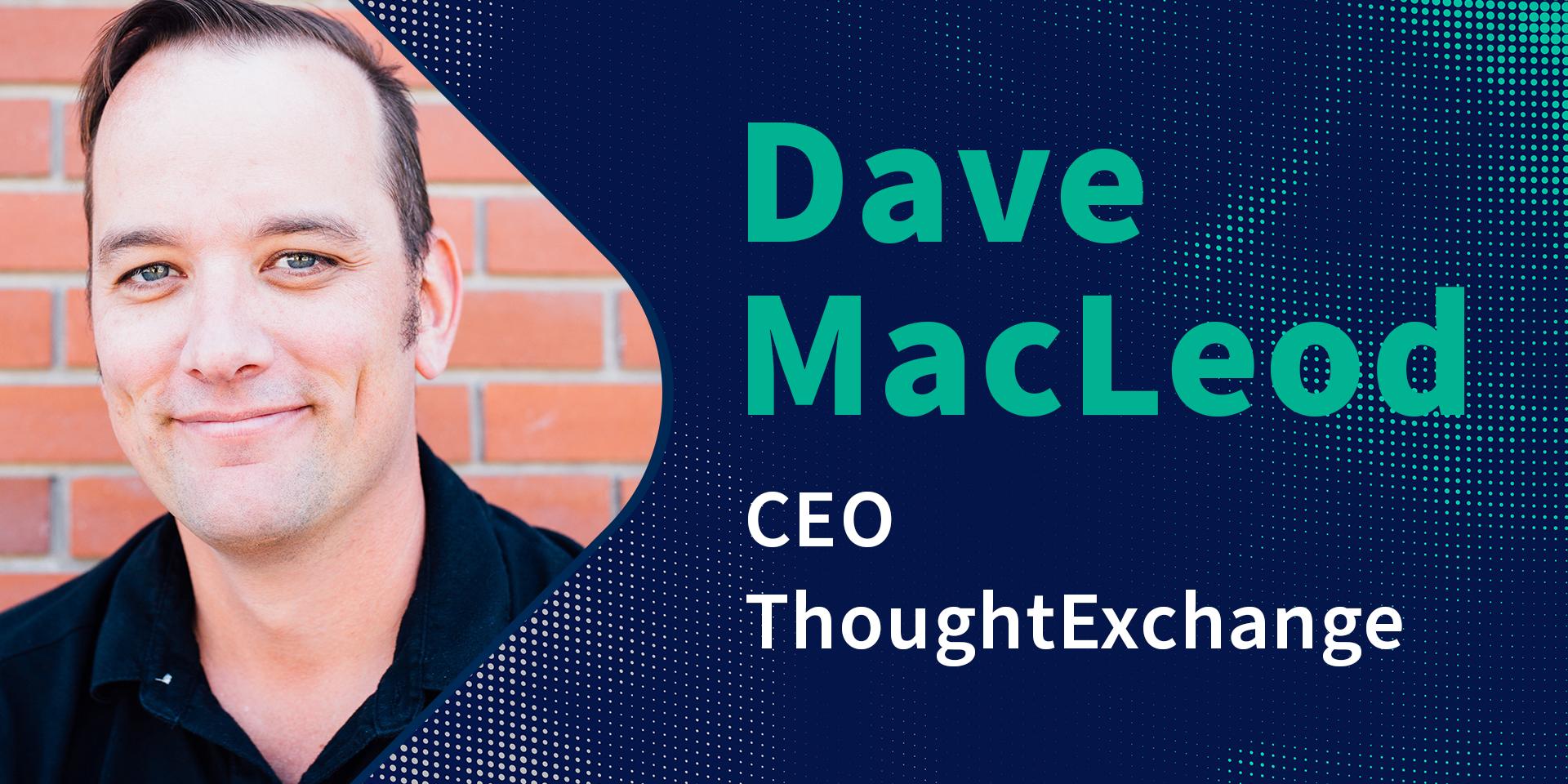 Dave MacLeod, Thought Exchange